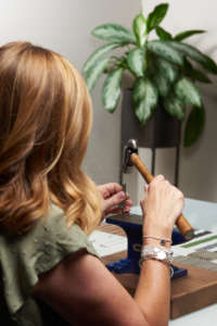 Hand Stamping Jewelry