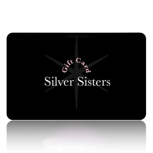 Silver Sisters Gift Card